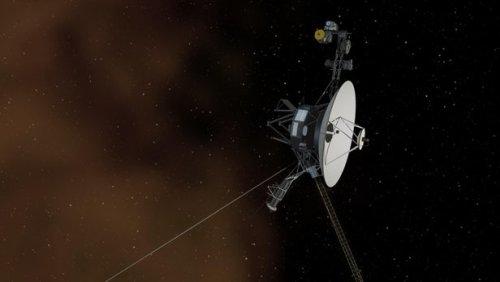 """Космический аппарат Voyager 2 """"почувствовал"""" первые признаки выхода в открытое межзвездное космическое пространство"""