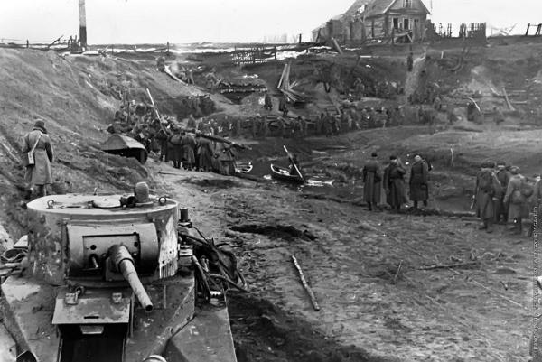 Героическая гибель одного полка. Дон-1942