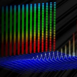 Новый электрооптический лазер вырабатывает импульсы, в 100 раз более быстрые, чем вырабатывают другие высокоскоростные системы