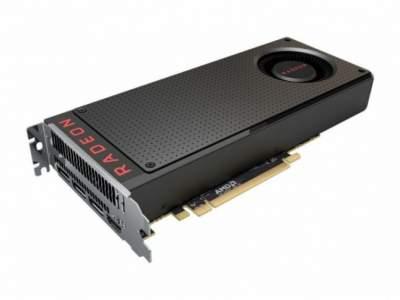 Появились результаты тестирования видеокарты AMD Radeon RX 590