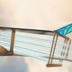 Разработан атмосферный ионный двигатель, позволяющий создавать летательные аппараты, не имеющие движущихся частей