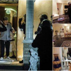 Виллы цыганской мафии в Италии