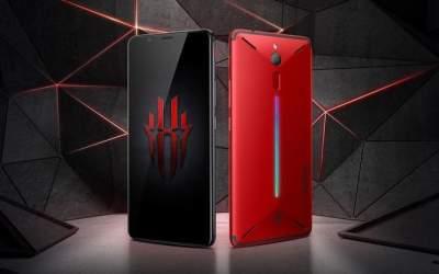 ZTE Nubia Red Magic Mars: игровой смартфон с 10 Гбайт ОЗУ