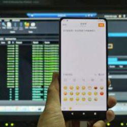 Глава Xiaomi показал флагманский Mi MIX 3