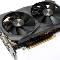 Zotac представила две видеокарты GeForce GTX 1060 с памятью GDDR5X