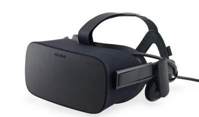 Преемник гарнитуры Oculus Rift выйдет в следующем году