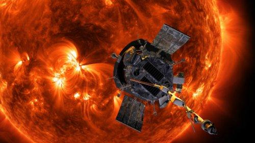 Космический аппарат Parker Solar Probe установил два новых рекорда в один день