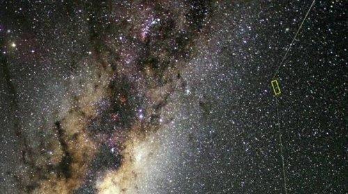 Астрономы обнаружили звезду, являющуюся одной из самых первых звезд во Вселенной