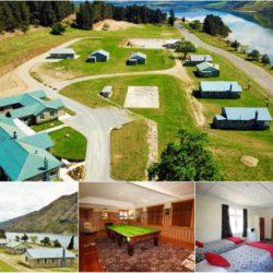 Деревня в Новой Зеландии выставлена на продажу за $1 800 000