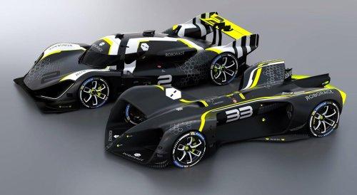 В первом сезоне гонок Roborace не будут использоваться полностью автоматические автомобили-роботы