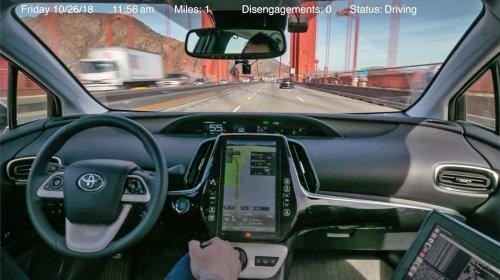 3 100 миль за 50 часов - самая дальняя поездка автомобиля-робота под управлением искусственного интеллекта