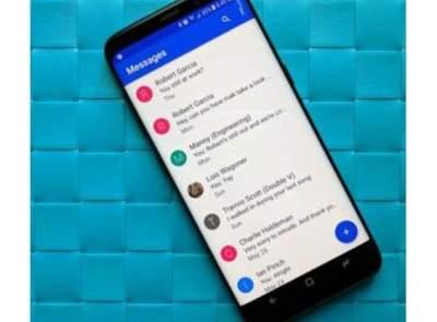 Google выпустила новую версию приложения Android Messages