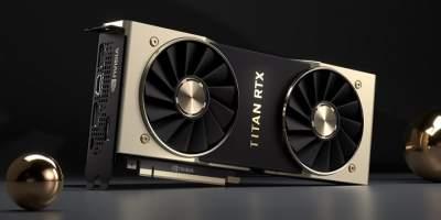 Cистему с двумя видеокартами Nvidia Titan RTX протестировали в разрешении 8K