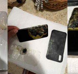 Американец заявил о возгорании iPhone XS Max
