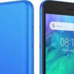 Xiaomi представила бюджетный смартфон Redmi Go