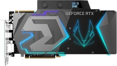 Zotac разрабатывает видеокарту GeForce RTX 2080 Ti ArcticStorm