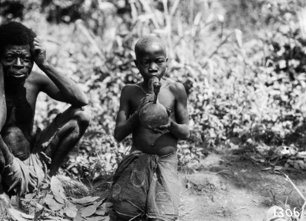 1931-1932. Африканская экспедиция Ханса Шомбургка. Северная Родезия