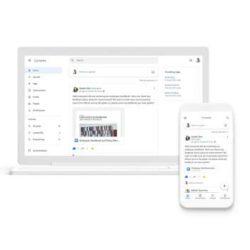 Google представила новый сервис Currents