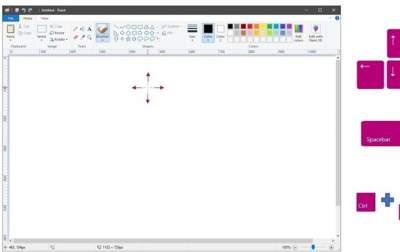 Microsoft обновила Paint: можно рисовать клавиатурой