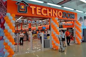 Ассортимент интернет-магазина «Технодом»