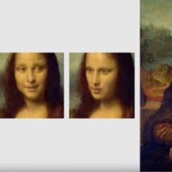 """Искусственный интеллект может """"оживить"""" Мону Лизу или любой другой портрет"""