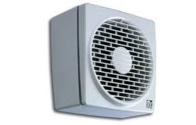 Вентилятор оконный реверсивный