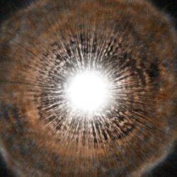 Астрономы запечатлели финальный момент жизненного цикла гигантской красной звезды