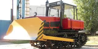 Трактор дт-75 и бульдозер дт-75