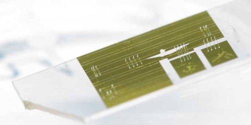Создан самый маленький инфракрасный спектрометр