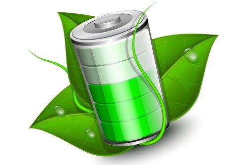 Новая литий-углекислотная батарея выдерживает до 500 циклов зарядки