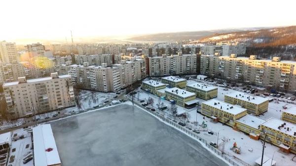 Самые длинные дома в России