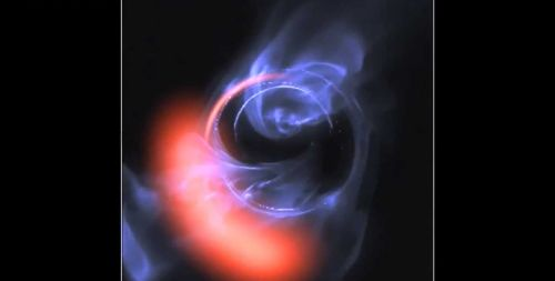 """Обнаружена звезда, """"выброшенная"""" из Млечного пути со скоростью 3.7 миллиона миль в час"""