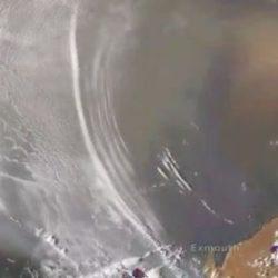 Ученые зарегистрировали редкий вид гравитационных волн, возникших в земной атмосфере