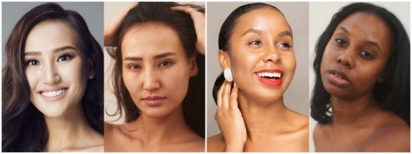 """Участницы конкурса """"Мисс Вселенная"""" без макияжа"""
