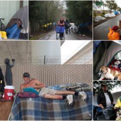 130 000 человек живут на улицах в Калифорнии