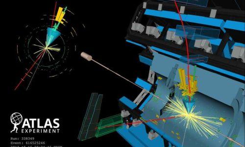 """Ученым CERN удалось измерить """"красоту"""" бозона Хиггса"""