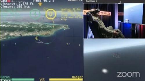 Искусственный интеллект разнес в пух и прах человека-пилота в виртуальных воздушных боях