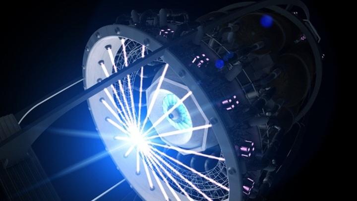 Двигатель на антиматерии