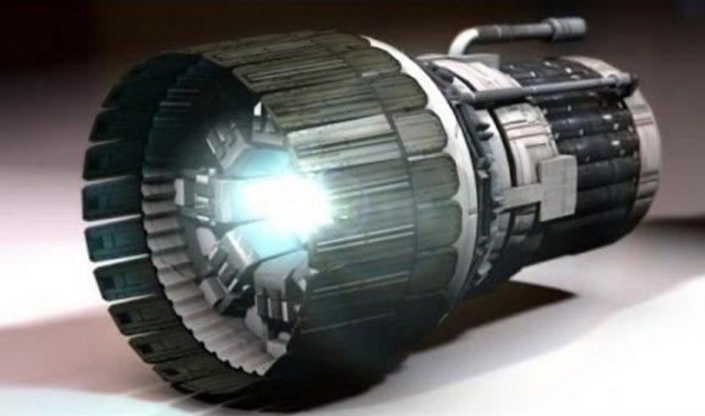 Плазменный двигатель
