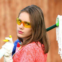 Как выделить время на уборку