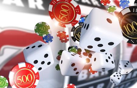 Рискованные азартные развлечения в казино с крутым огоньком