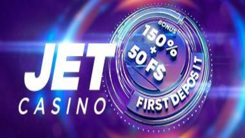 Онлайн-казино Джет